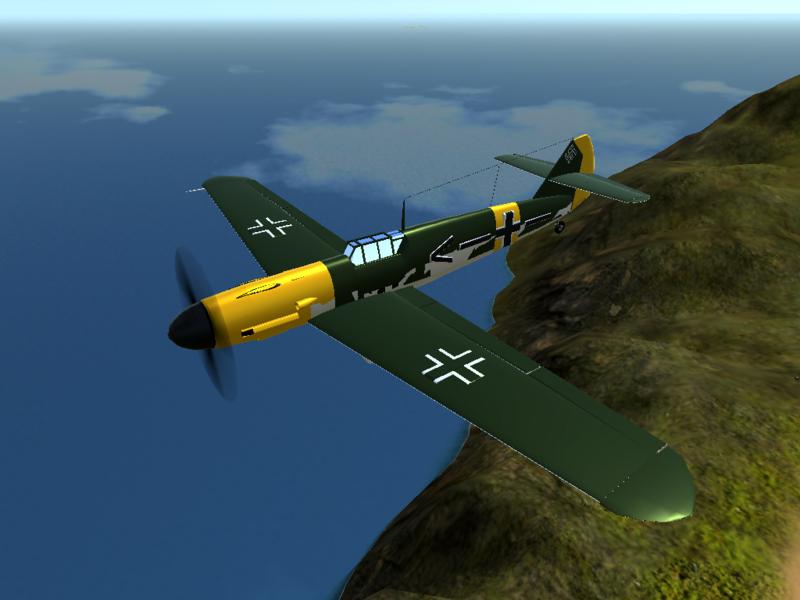 Bf-109F-2
